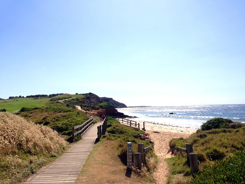 romantic walks on Northern Beaches